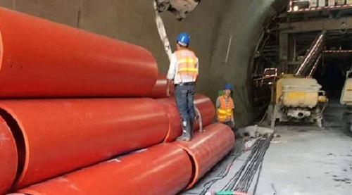 隧道逃生管道